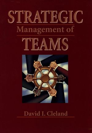 Strategic Management of Teams (0471120588) cover image