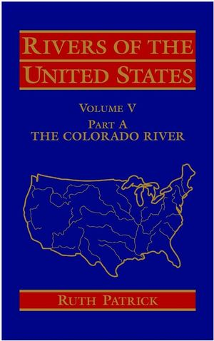 Rivers of the United States, Volume V Part A: The Colorado River