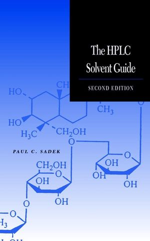 The HPLC Solvent Guide, 2nd Edition