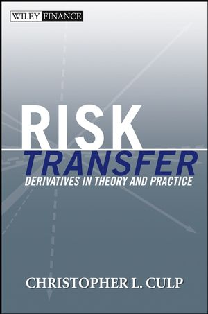Risk Transfer: Derivatives in Theory and Practice (0471464988) cover image