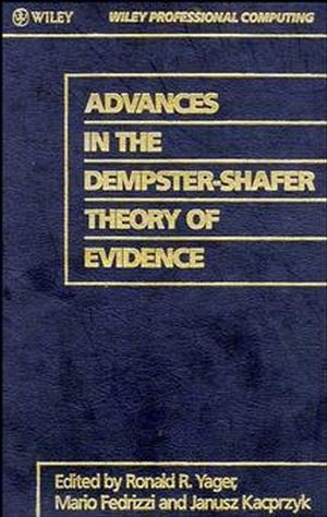 Advances in the Dempster-Shafer Theory of Evidence (0471552488) cover image