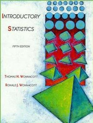 Introductory Statistics, 5th Edition