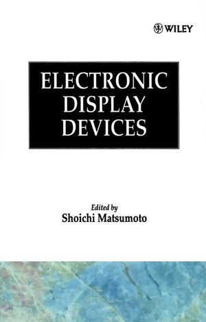 Electronic Display Devices (0471922188) cover image