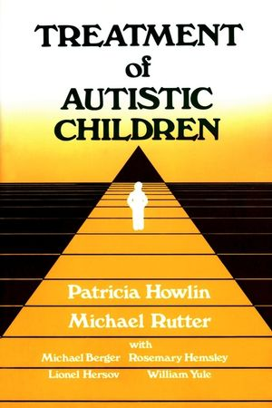 Treatment of Autistic Children (0471926388) cover image