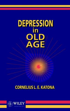 Depression in Old Age (0471943088) cover image