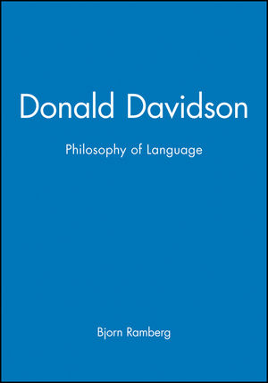 Donald Davidson: Philosophy of Language