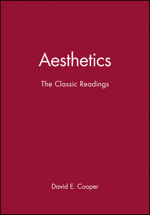 <span class='search-highlight'>Aesthetics</span>: The Classic Readings