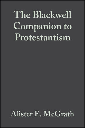 The Blackwell Companion to Protestantism (0631232788) cover image