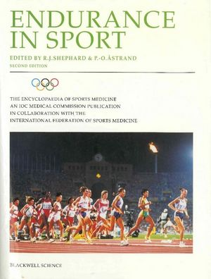 Endurance in Sport, 2nd Edition