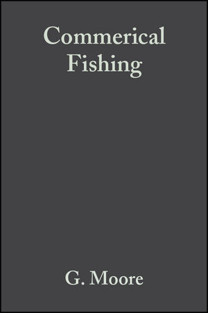 Commerical Fishing: The Wider Ecological Impacts (0632056088) cover image