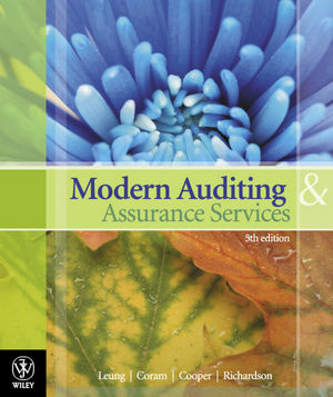 Modern Auditing and Assurance Services 5th Edition + iStudy 2