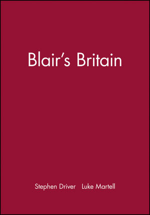 Blair's Britain