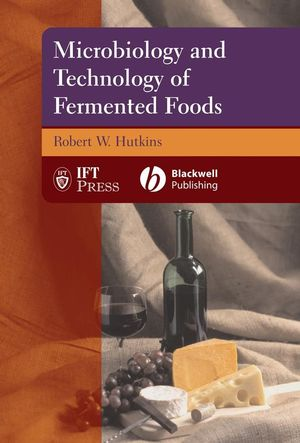 Microbiology and Technology of Fermented Foods (0813800188) cover image