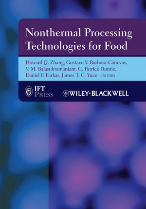 Nonthermal Processing Technologies for Food (0813816688) cover image