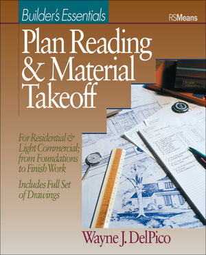 Plan Reading and Material Takeoff: Builder