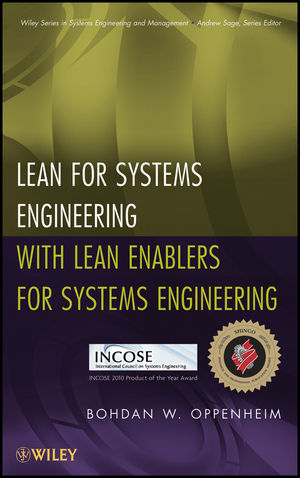 Lean for Systems Engineering with Lean Enablers for Systems Engineering (1118063988) cover image