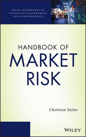 Handbook of Market Risk (1118127188) cover image