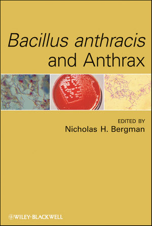 Bacillus anthracis and Anthrax (1118148088) cover image