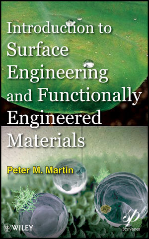 Introduction to Surface Engineering and Functionally Engineered Materials (1118171888) cover image
