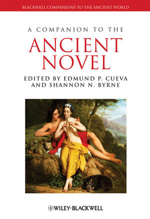A Companion to the Ancient Novel (1118350588) cover image
