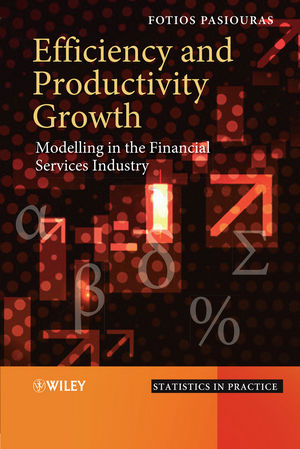 Efficiency and Productivity Growth: Modelling in the Financial Services Industry (1118541588) cover image