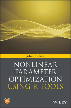Nonlinear Parameter Optimization Using R Tools (1118569288) cover image