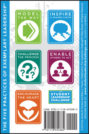 The Student Leadership Challenge Reminder Card (1118692888) cover image