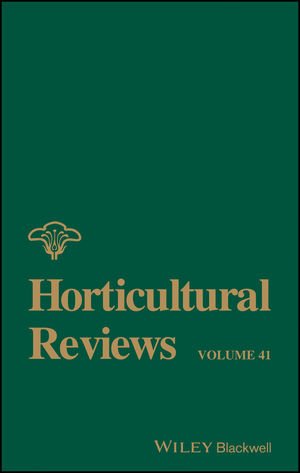 Horticultural Reviews, Volume 41 (1118705688) cover image