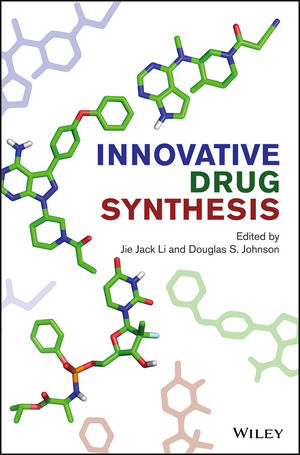 Innovative Drug Synthesis (1118820088) cover image