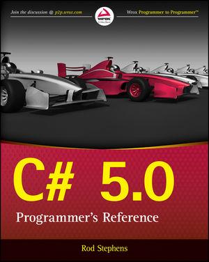 C# 5.0 Programmer