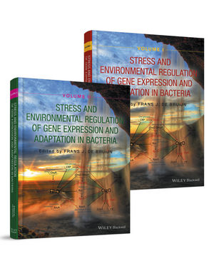 Stress and Environmental Regulation of Gene Expression and Adaptation in Bacteria, 2 Volume Set