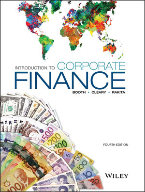 Introduction to <span class='search-highlight'>Corporate</span> <span class='search-highlight'>Finance</span>, 4th Edition