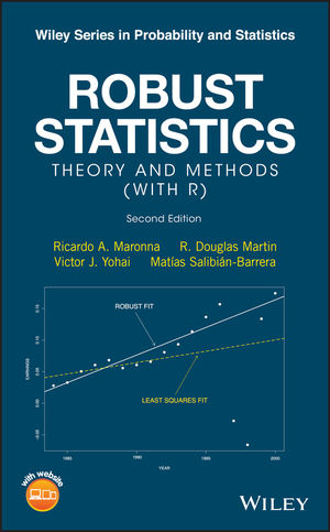 Robust Statistics: Theory and Methods (with R), 2nd Edition