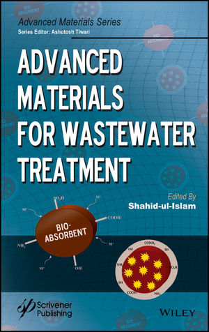 Advanced Materials for Wastewater Treatment (1119407788) cover image