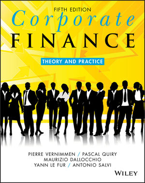 Corporate Finance: Theory and Practice, 5th Edition