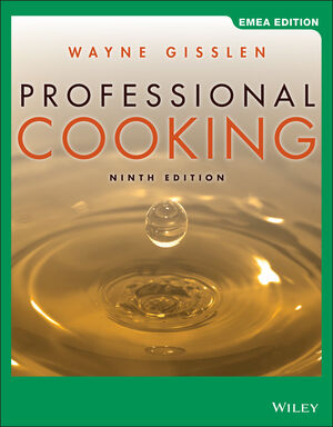 Professional Cooking, 9th Edition, EMEA Edition