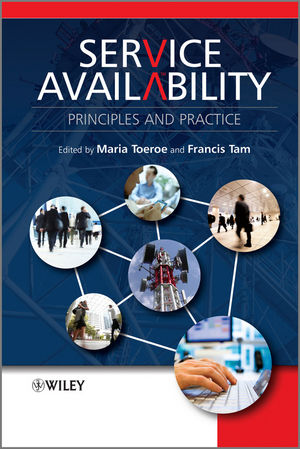 Service Availability: Principles and Practice (1119954088) cover image