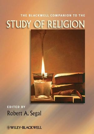 The Blackwell Companion to the Study of Religion (1405185988) cover image