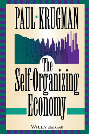 The Self Organizing Economy (1557866988) cover image