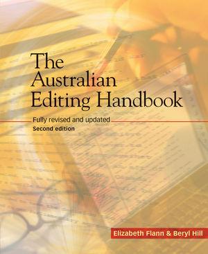 Australian Editing Handbook, 2nd Edition