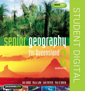 Senior Geography for Queensland Book 2 eBookPLUS, 2nd Edition