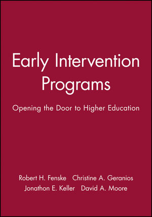Early Intervention Programs: Opening the Door to <span class='search-highlight'>Higher</span> <span class='search-highlight'>Education</span>
