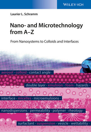 Nano- and Microtechnology from A - Z: From Nanosystems to Colloids and Interfaces