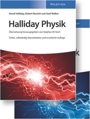 Halliday Physik Deluxe (3527413588) cover image