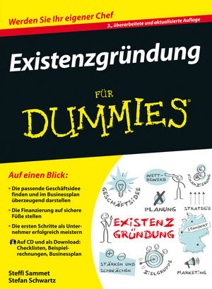 Existenzgründung für Dummies, 3. Auflage