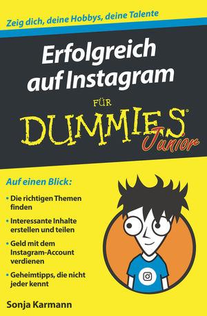 Erfolgreich auf Instagram fur Dummies Junior