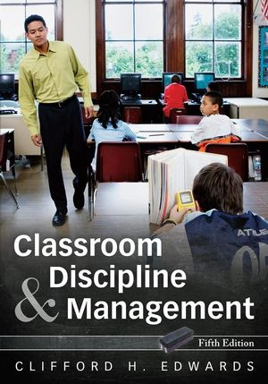 Classroom Discipline and Management, 5th Edition (EHEP000088) cover image