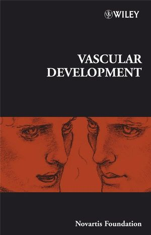 Vascular Development (0470034289) cover image