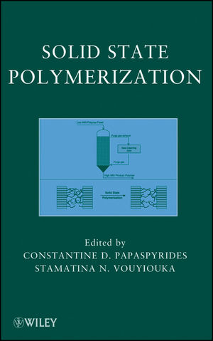 Solid State Polymerization  (0470084189) cover image