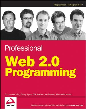 Professional Web 2.0 Programming (0470087889) cover image